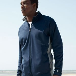 93a5af3f Champion Performance Colorblock Full-Zip Jacket S270