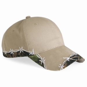 Barbed Wire Camo Cap Thumbnail