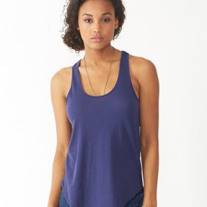 Women's Shirttail Tank Top Thumbnail