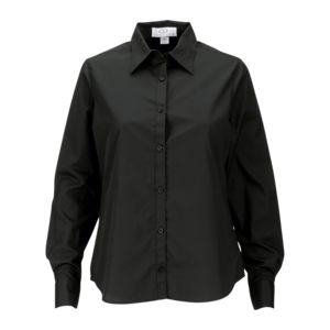 Women's Blended Poplin Shirt Thumbnail
