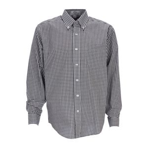 Easy-Care Gingham Check Shirt Thumbnail
