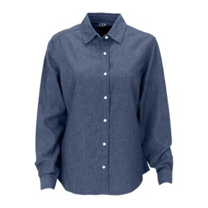 Women's Hudson Denim Shirt Thumbnail