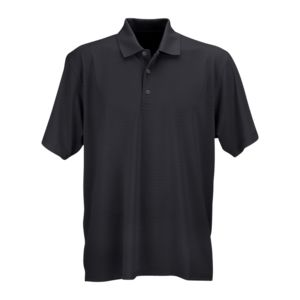Vansport™ Textured Stripe Polo Thumbnail