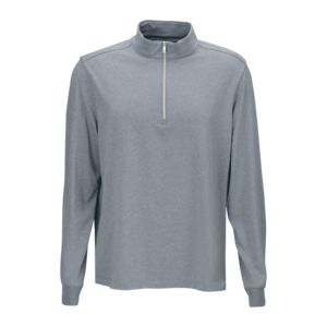 Greg Norman Heathered 1/4-Zip Pullover Thumbnail