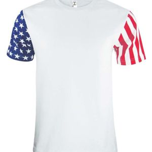 Adult Stars & Stripes Tee Thumbnail