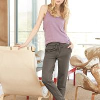 Women's Vintage French Terry Relay Race Pants Thumbnail