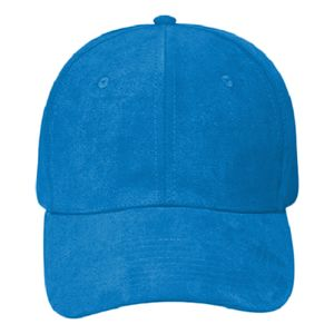 OTTO Polyester Microfiber Suede Six Panel Low Profile Baseball Cap Thumbnail