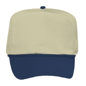OTTO Deluxe Poplin High Crown Golf Style Cap Thumbnail