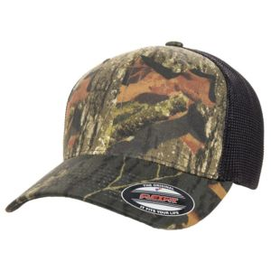 Mossy Oak Stretch Mesh Cap Thumbnail