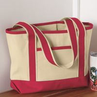 20L Small Canvas Deluxe Tote Thumbnail