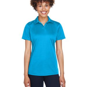 Ladies' Cool & Dry Sport Performance Interlock Polo Thumbnail