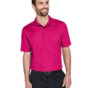 CrownLux Performance™ Men's Plaited Polo Thumbnail