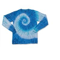 Youth Ripple Tie Dye Long Sleeve Thumbnail