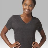 Women's Relaxed V-Neck T-Shirt Thumbnail