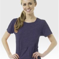Women's Flirty Crew Neck T-Shirt Thumbnail