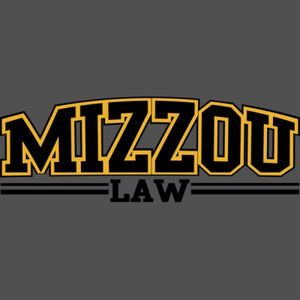 Mizzou Law Bumper Sticker Thumbnail