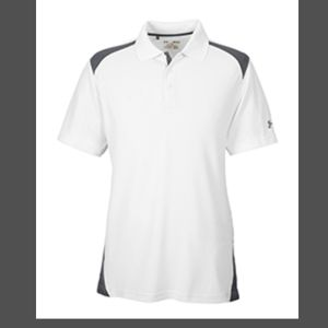 Under Armour Mens Team Colorblock Polo Thumbnail