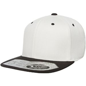 Adult Wool Blend Snapback Two-Tone Cap Thumbnail