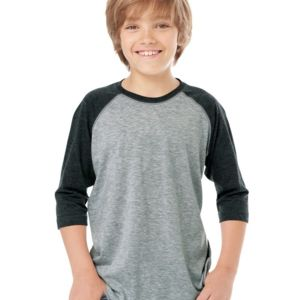 Youth Baseball Fine Jersey Tee Thumbnail