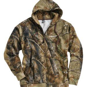 b96d75d83 Code Five Adult Realtree® Camo Zip Fleece Hoodie 3989