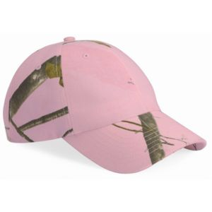 Women's Unstructured Licensed Camo Cap Thumbnail