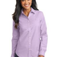 Ladies SuperPro ™ Oxford Shirt Thumbnail