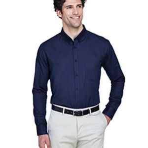 Men's Operate Long-Sleeve Twill Shirt Thumbnail