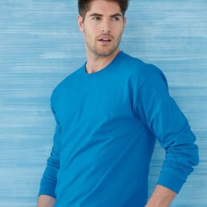 Ultra Cotton Long Sleeve T-Shirt Thumbnail