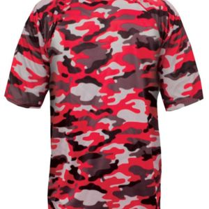 e75a172e Badger Camo Youth Short Sleeve T-Shirt 2181