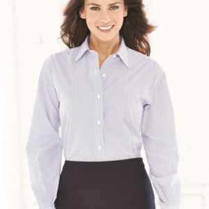Women's Coolest Comfort Check Shirt Thumbnail