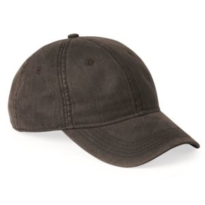 Landmark Weathered Cotton Twill Cap Thumbnail