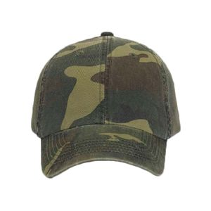 2c5e57bbcdc OTTO Cap OTTO Camouflage Garment Washed Cotton Twill Six Panel Low Profile Baseball  Cap 103-713