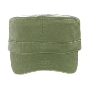 OTTO Garment Washed Superior Cotton Twill Military Cap Thumbnail