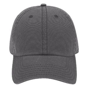 OTTO Garment Washed Cotton Canvas Six Panel Low Profile Dad Hat Thumbnail