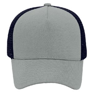 OTTO Comfy Cotton Jersey Knit Five Panel Pro Style Trucker Hat Thumbnail