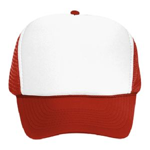 OTTO Cap OTTO Polyester Foam Front High Crown Golf Style Mesh Back Cap  39-169A d9798cb9196a