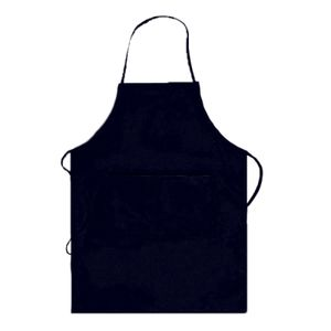 OTTO 7.5 oz. Cotton Blend Twill Two Pocket Full Length Adjustable Bib Apron Thumbnail
