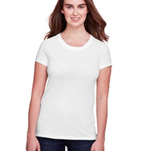 Ladies' Triblend Short-Sleeve T-Shirt Thumbnail