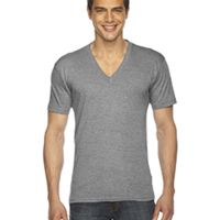 Unisex Triblend Short-Sleeve V-Neck Thumbnail