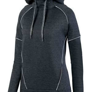 Women's Zoe Tonal Heather Hoodie Thumbnail