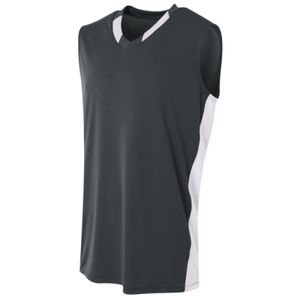 Youth Polyester Backcourt Basketball Jersey Thumbnail