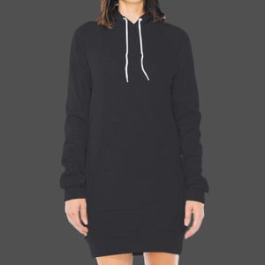 Ladies' Flex Fleece Hooded Dress Thumbnail