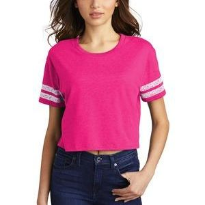 ® Women's Scorecard Crop Tee Thumbnail