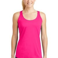Ladies PosiCharge ® Competitor ™ Racerback Tank Thumbnail