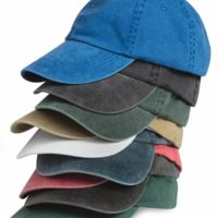 Solid Pigment-Dyed Cap Thumbnail
