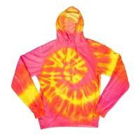 Youth Wave Tie Dye Hoodie Thumbnail