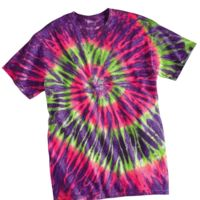 Youth Ripple Tie Dye T-Shirt Thumbnail
